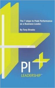 PI Leadership Book - Tony Brooks - Author