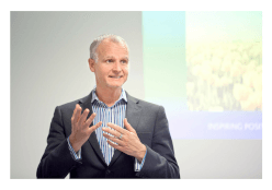 Tony Brooks - Keynote Speaker and Author