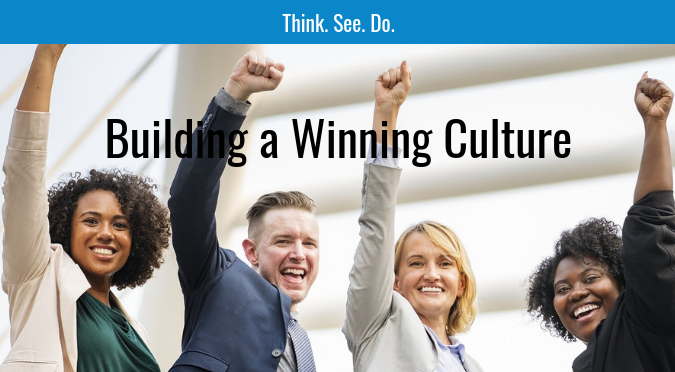 Building a winning culture