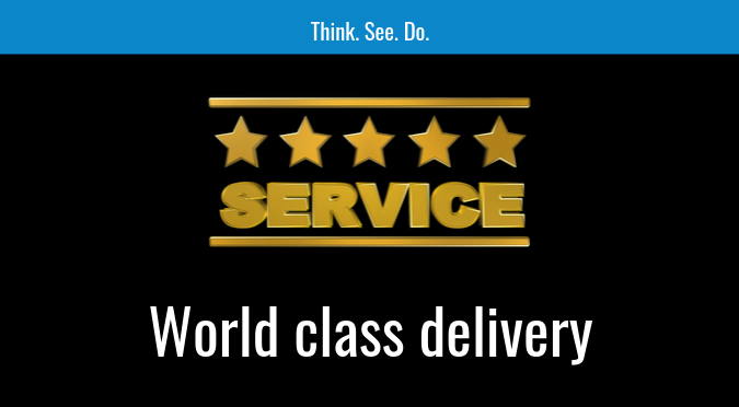 TLTW Blog - World Class Delivery